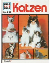 Was ist was - Katzen - Band 59