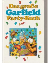 Das große Garfield Party-Buch