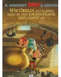 Asterix - Wie Obelix als...