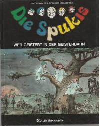 Die Spukis - Wer geistert...