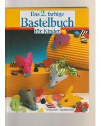 Das 2. farbige Bastelbuch...