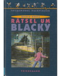 Buchpiraten - Rätsel um Blacky