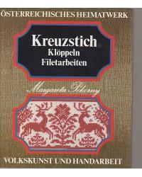Kreuzstich Klöppeln...