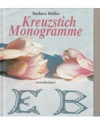 Kreuzstich - Monogramme