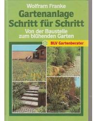 Gartenanlage - Schritt für...