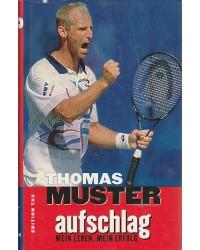 Thomas Muster - Aufschlag....