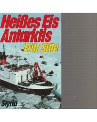 Heißes Eis Antarktis
