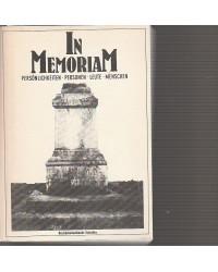 IN MEMORIAM...