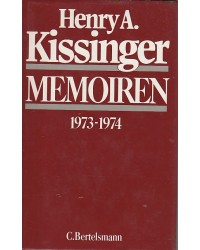 Henry A. Kissinger -...