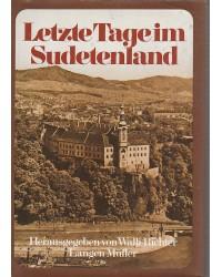 Letzte Tage im Sudetenland