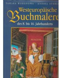 Westeuropäische Buchmalerei...