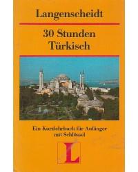 30 Stunden Türkisch