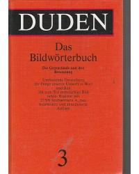 Duden - Das Bildwörterbuch...