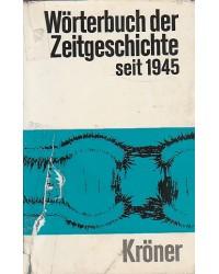 Wörterbuch der...