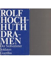 Rolf Kochhuth - Dramen -...