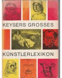 Keysers großes Künstlerlexikon