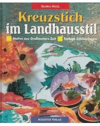 Kreuzstich im Landhausstil...
