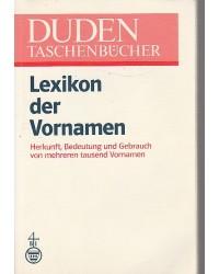 Duden - Lexikon der...