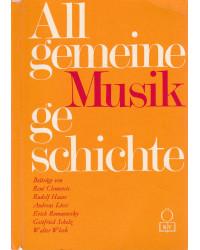 Allgemeine Musikgeschichte...