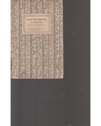 Insel-Bücherei Nr. 545 -...