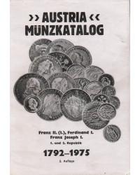 Austria Münzkatalog...
