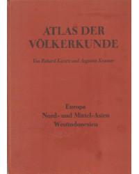 Atlas der Völkerkunde -...