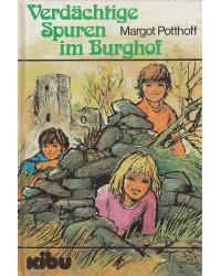 Verdächtige Spuren im Burghof