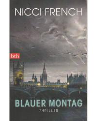 Blauer Montag - Taschenbuch