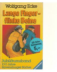 Lange Finger-flinke Beine